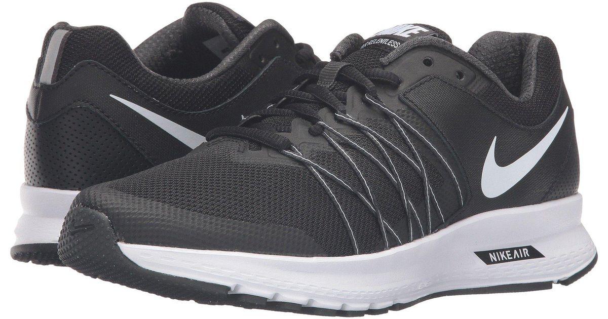 reputable site d6592 df904 Nike - Black Air Relentless 6 - Lyst