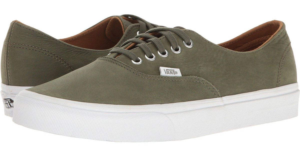 59f269d519b Lyst - Vans Authentic Decon