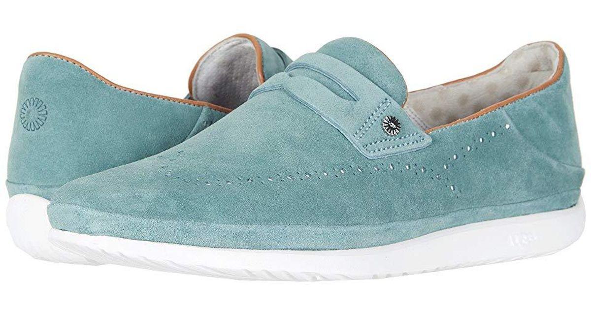 4361f1896c6 Ugg - Green Cali Penny Slip-on (aloe Vera) Shoes for Men - Lyst
