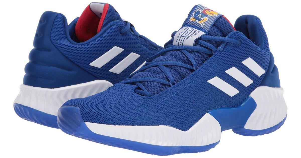 e053dba66a411 Lyst - adidas Pro Bounce Low in Blue for Men