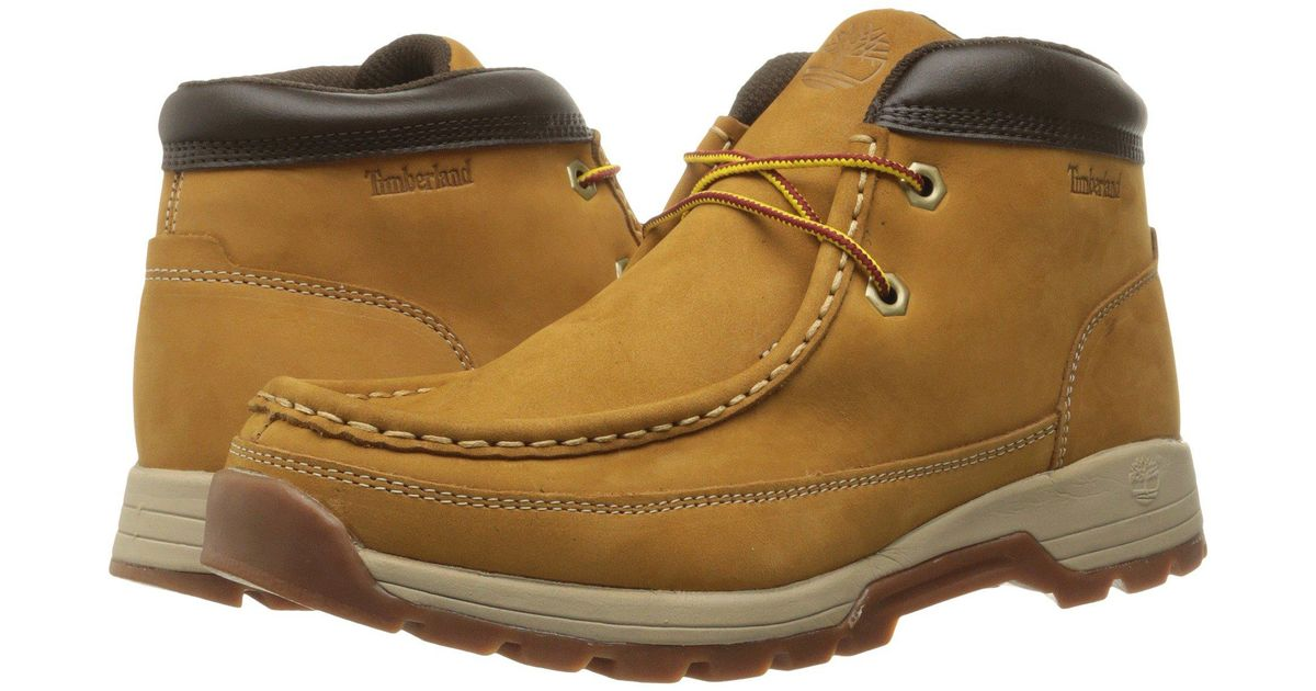 1ab949c70959 Lyst - Timberland Stratmore Moc Toe for Men