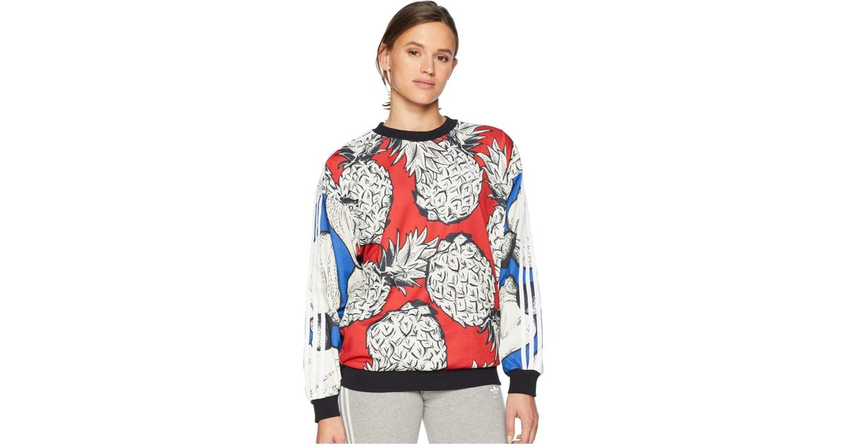 Boyfriend Originals Multicolor Farm Sweater Adidas TJKFcl1