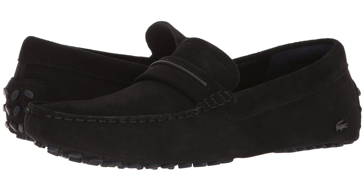 c317d310736f2 Lyst - Lacoste Herron 117 1 Formal Shoe Fashion Sneaker in Black for Men