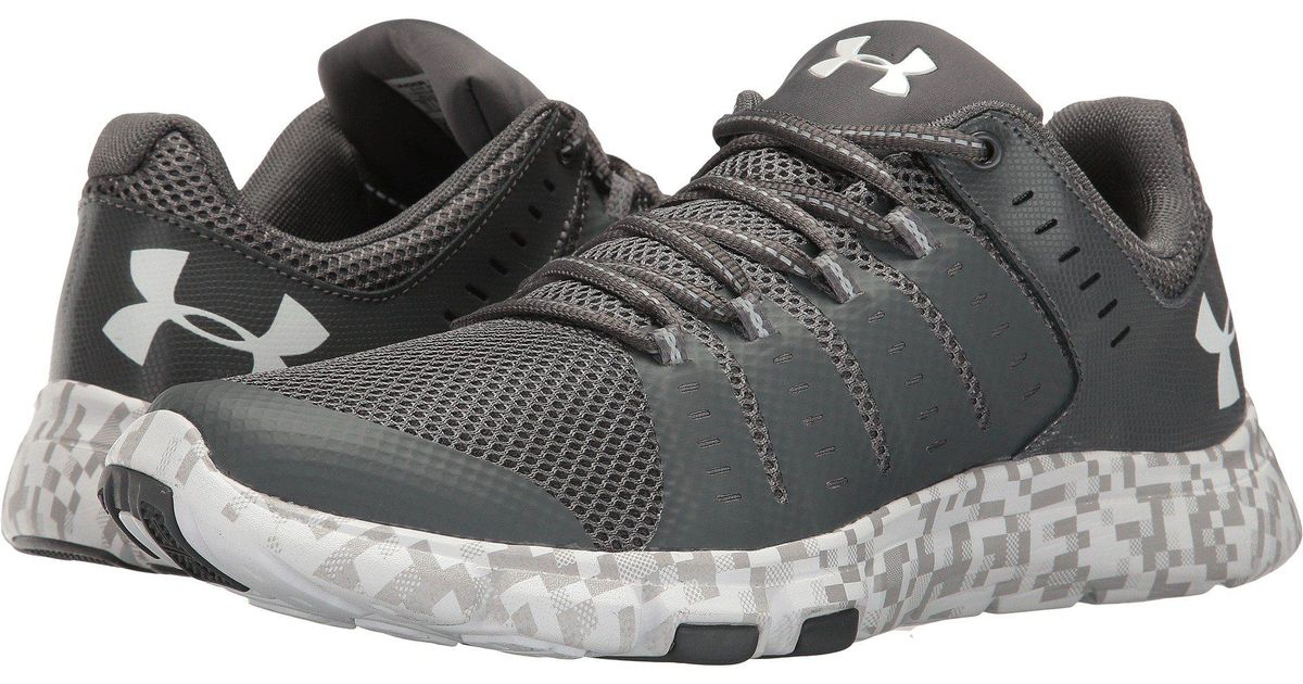 Lyst - Under Armour Ua Micro G Limitless Tr 2 Se in Gray for Men 6a5ed190f79f