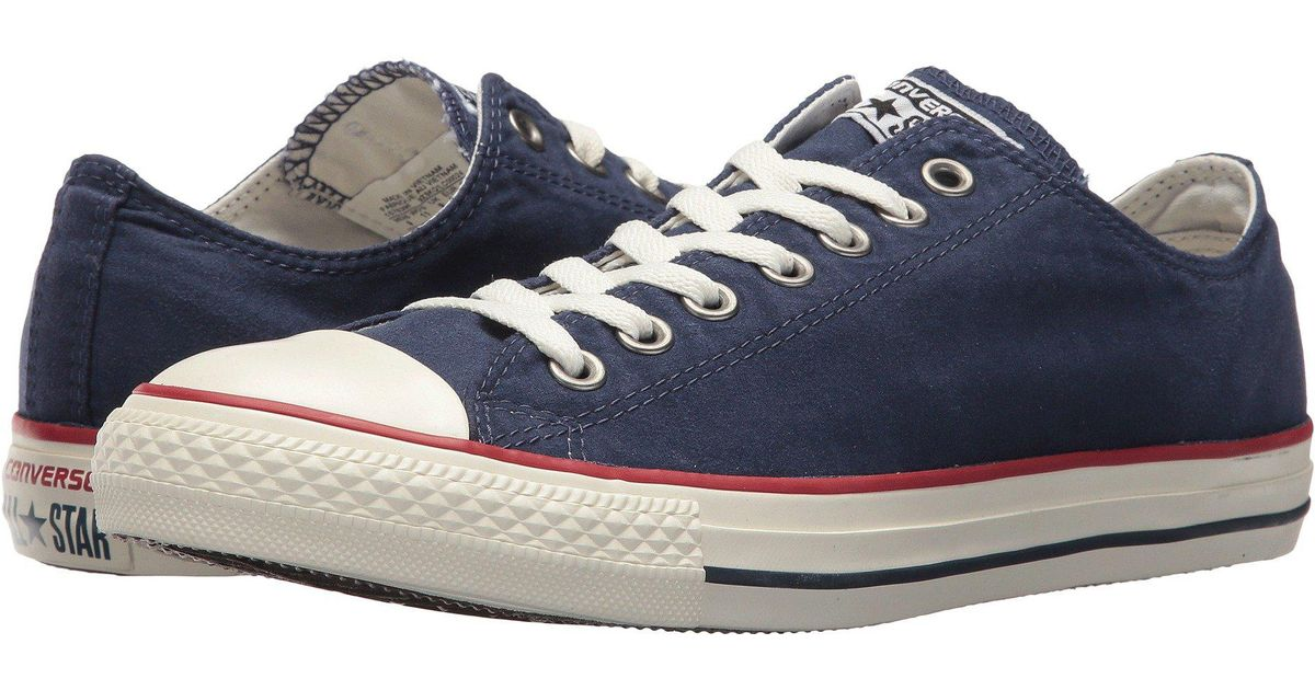 1d1978100a6e Lyst - Converse Chuck Taylor All Star Ombre Wash - Ox in Blue for Men
