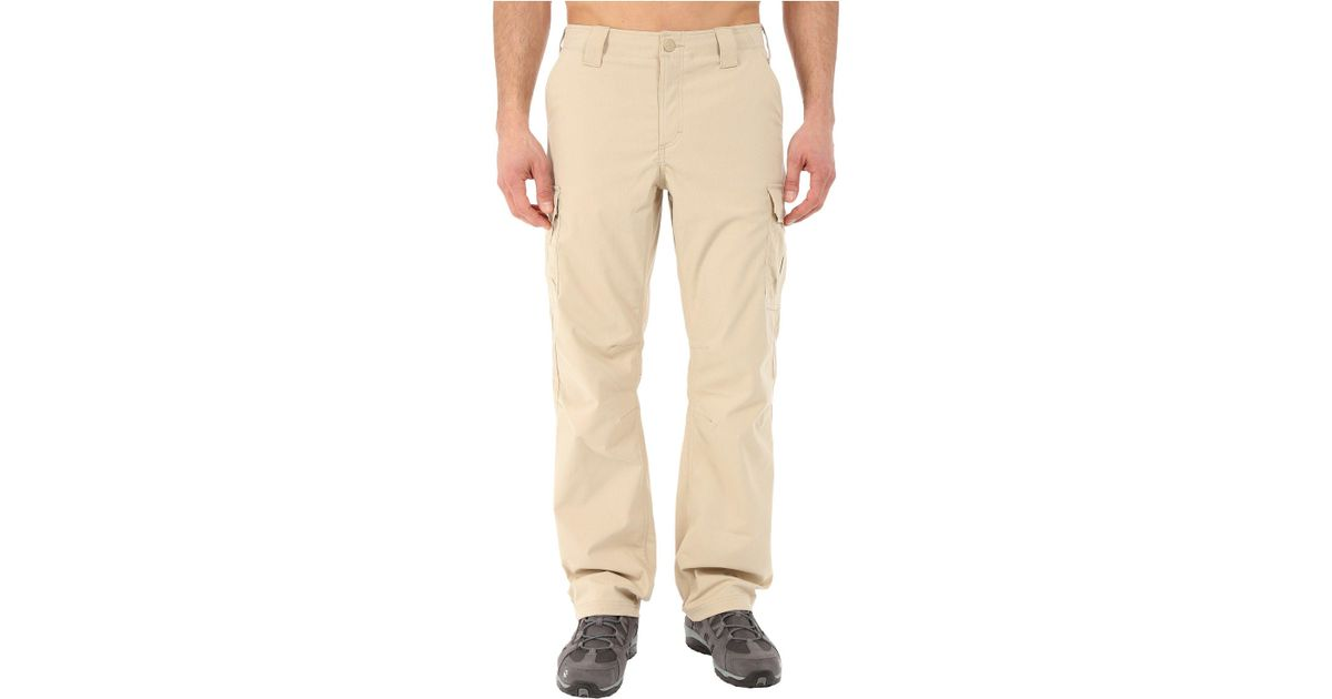 4c481420ea9855 Lyst - Under Armour Ua Tac Patrol Pants Ii in Natural for Men