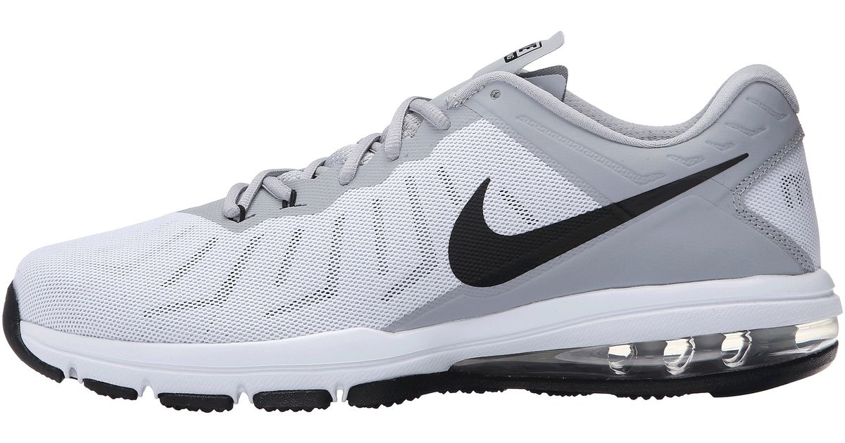 Lyst - Nike Air Max Full Ride Tr in White for Men bfa72499adc55