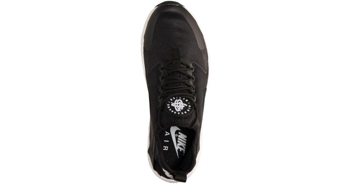 cbe45fcc0609 Lyst - Nike Women s Air Huarache Run Ultra Running Sneakers From Finish Line  in Black for Men