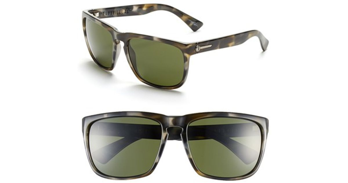 a5c50d959de Lyst - Electric  knoxville Xl  61mm Sunglasses - Vintage Tortoise Grey   Grey in Gray for Men