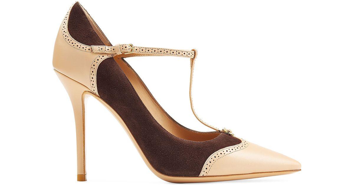 Salvatore Ferragamo Leather Mary Jane Pumps For sale online outlet ebay sale get to buy cheap sale ebay PmRysVpMUw