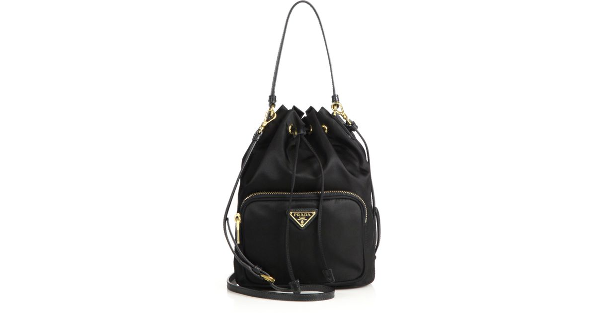 b174a2be3a3e ... greece lyst prada tess mini backpack in black 712ca e74be