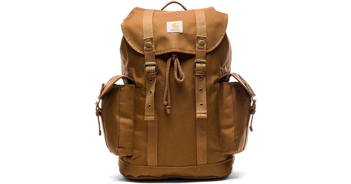 Lyst - Carhartt WIP Tramp Backpack in Brown for Men