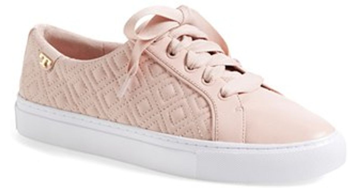 e0cd3ea32e7c1 Tory Burch Marion Quilted Sneaker - Best Quilt Grafimage.co