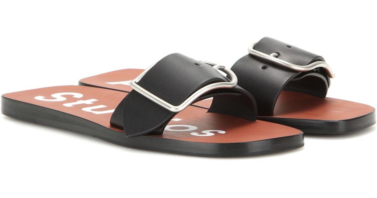 Acne sandaler 2016