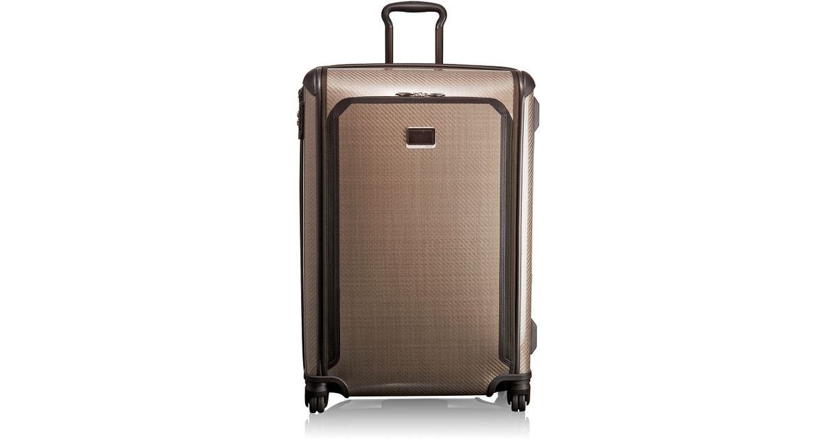 bc6df3f84 Tumi Tegra-lite Max Fossil Large-trip Expandable Packing Case in Brown -  Lyst