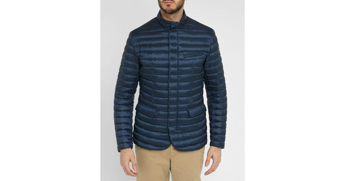 Colmar Navy Dress Down Jacket in Blue for Men