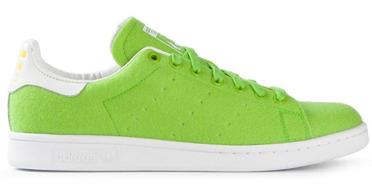 Lyst adidas Originals Stan Smith TNS' zapatillas en verde para hombres