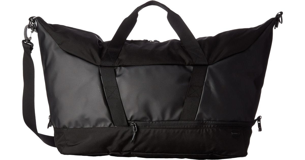 The North Face Apex Gym Duffel Bag In Black | Lyst