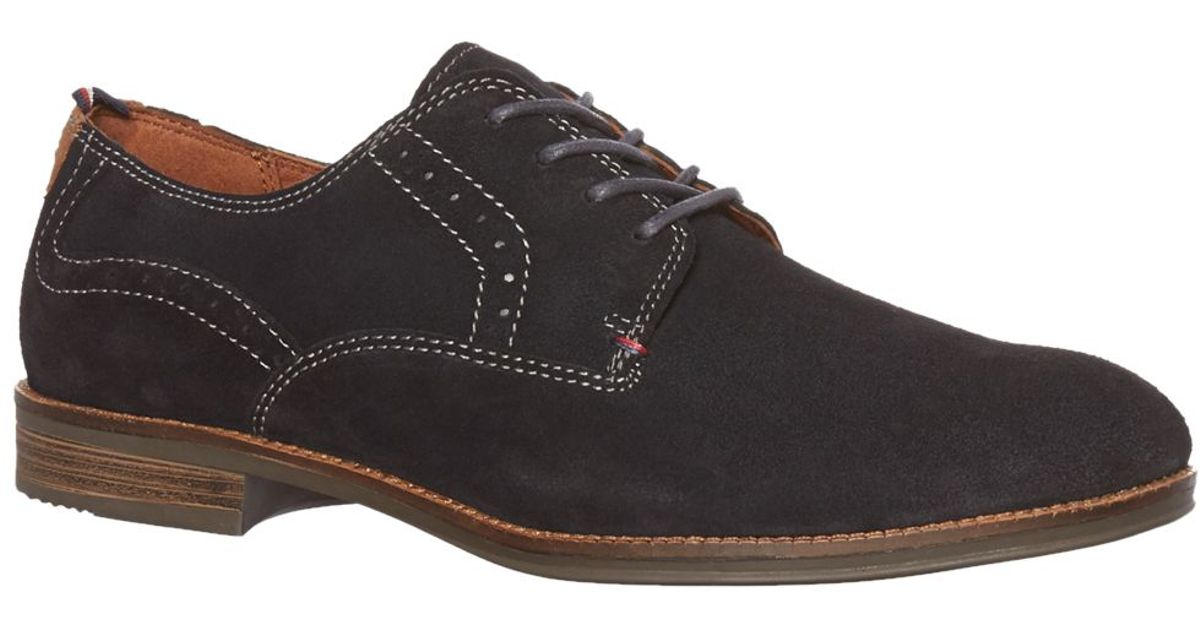 1e53a925f5f66 Tommy Hilfiger Colton 6b Brogues in Blue for Men - Lyst