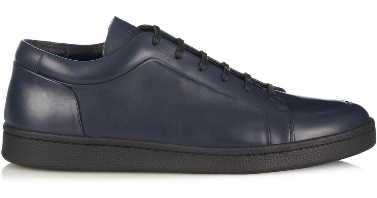 Balenciaga Leather Low Trainers LnCDArKo
