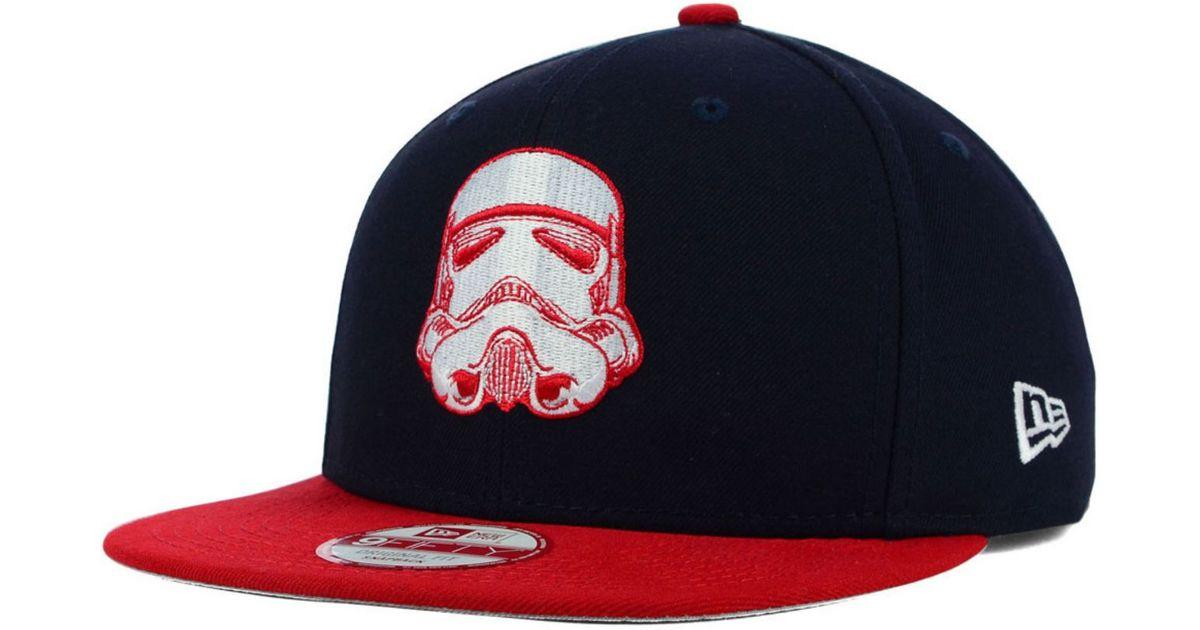 on sale 2f218 fe92f Lyst - KTZ Atlanta Braves Sw X Mlb 9Fifty Snapback Cap in Blue for Men