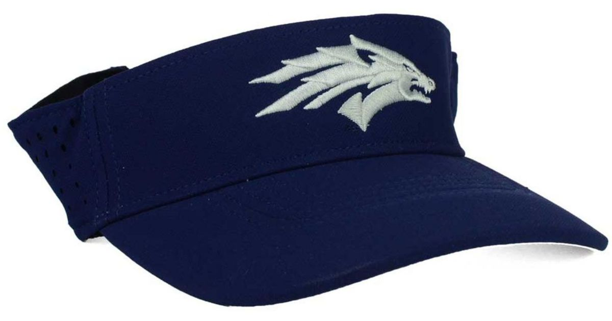 official photos 59b0a 8c9b4 Nike Nevada Wolf Pack Vapor Visor in Blue for Men - Lyst