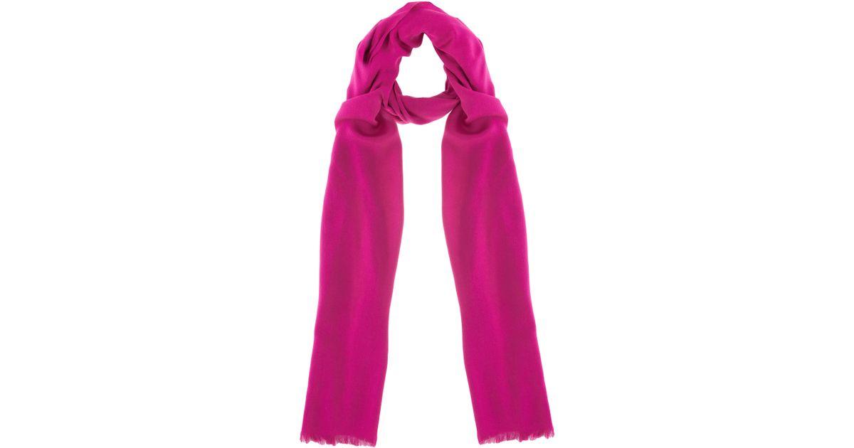 576a8218a297 Coast Rebecca Scarf in Pink - Lyst