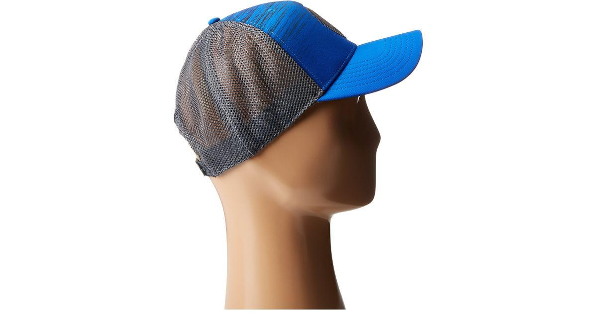 29351d8feb4 Lyst - Under Armour Ua Ombre Trucker Cap in Blue for Men