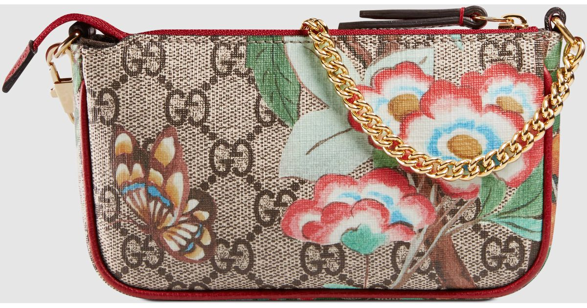 d738f8234f0eee Gucci Tian Gg Supreme Long Wallet 427011 | Stanford Center for ...