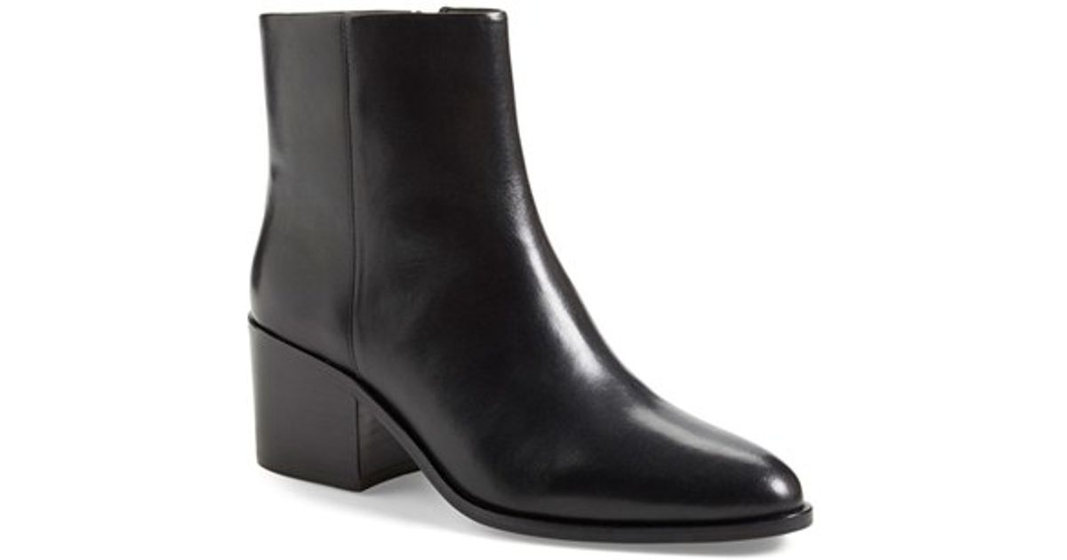 Opening Ceremony Livv Stretch Leather Boot r7QUi