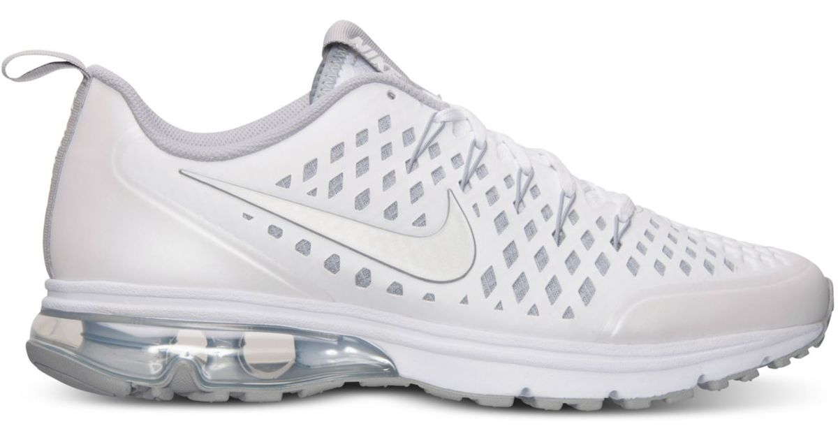 Lyst - Nike Men s Air Max Supreme 3 Running Sneakers From Finish Line in  Metallic for Men ea97cea8355d