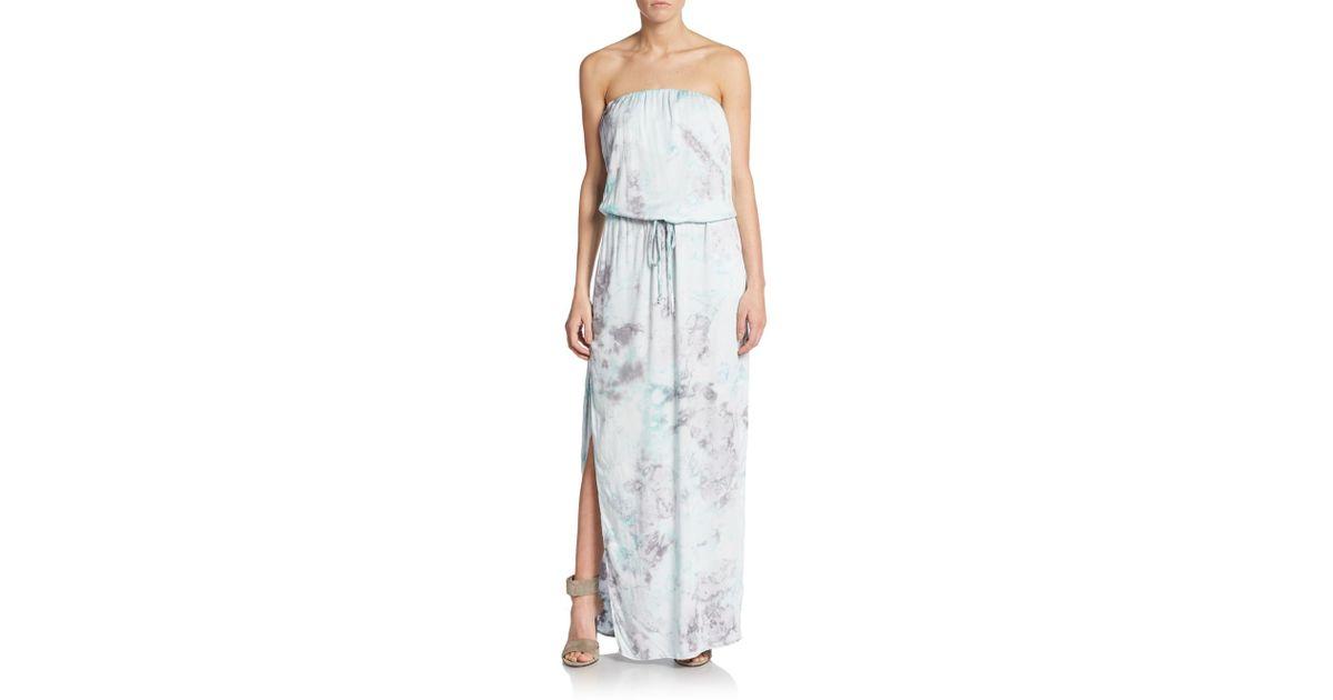 0a53b6963 Young Fabulous & Broke Britt Maxi Dress in Blue - Lyst