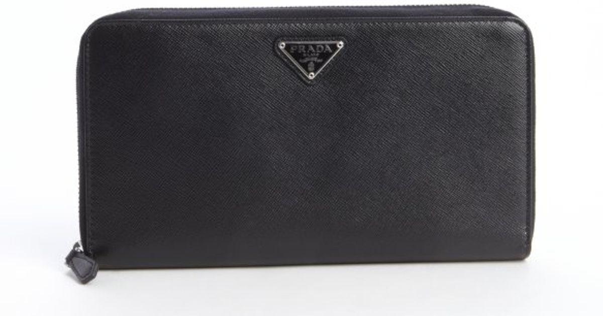 prada saffiano lux tote replica - prada black saffiano leather wallet