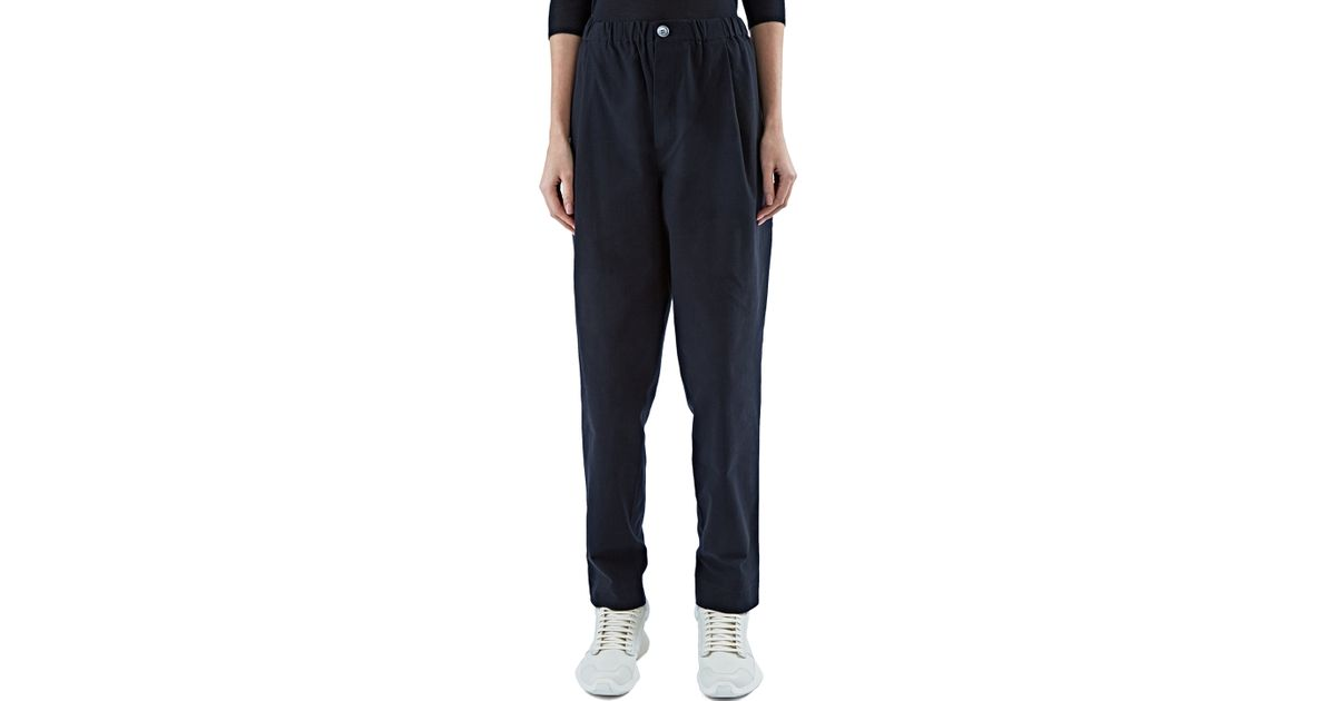 Awesome Givenchy Womens Straight Leg Tailored Pants In Black  Lyst
