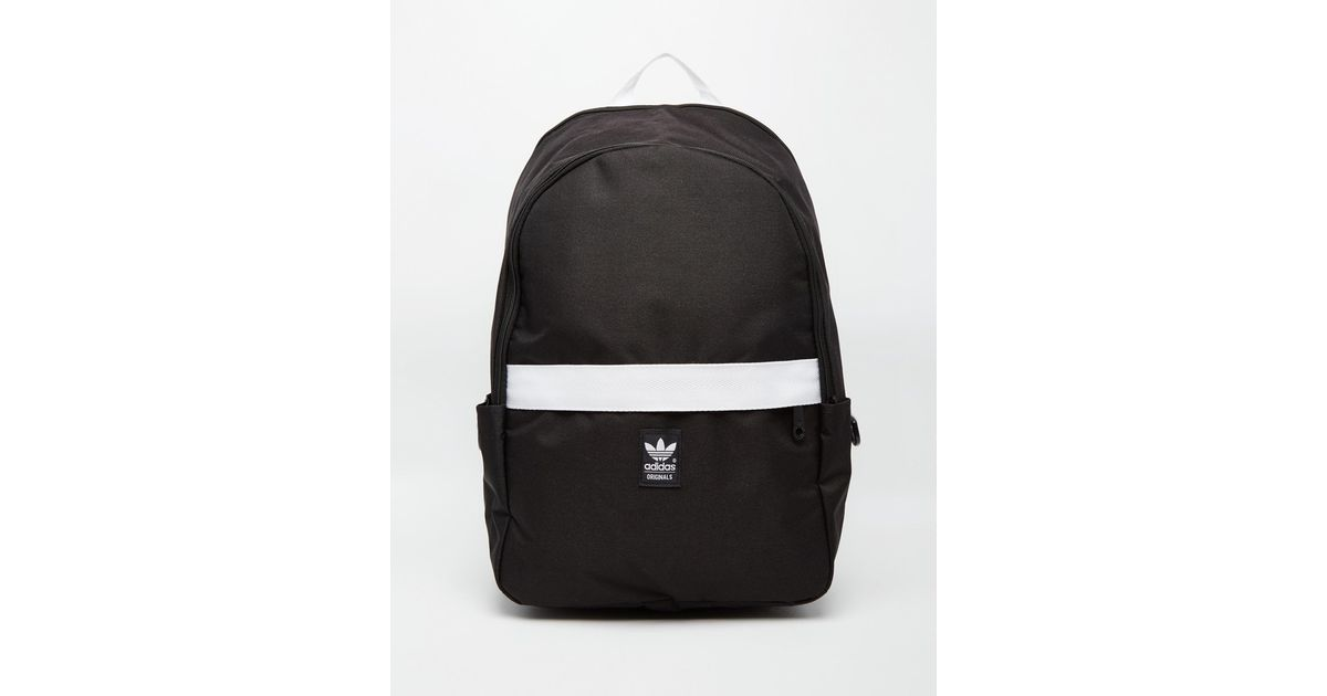256252870e Lyst Adidas Originals Backpack Ab2674 In Black For Men