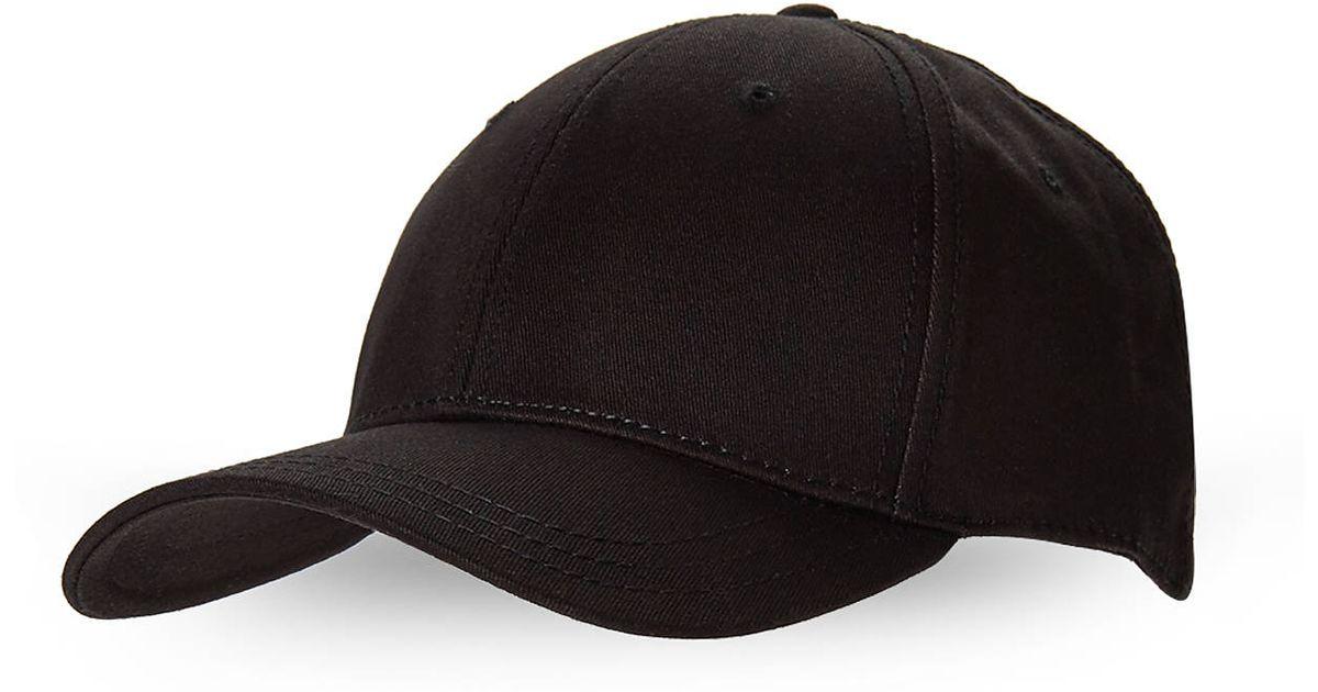 Lyst - Ben Sherman Baseball Cap in Black for Men 4458f5e9e04