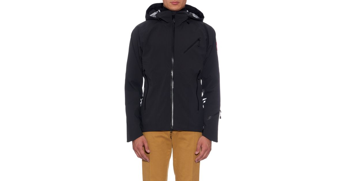 Canada Goose montebello parka replica 2016 - Canada goose Timber Shell Hooded Jacket in Black for Men | Lyst