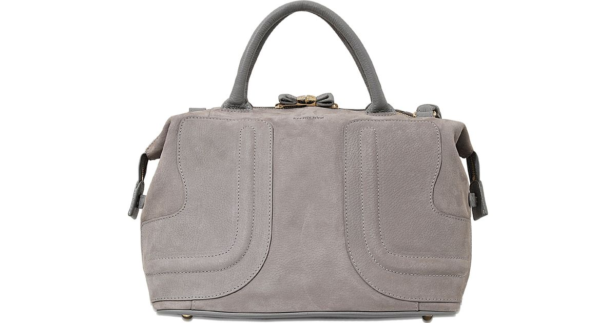 b649d84709 Lyst - See By Chloé Kay Bag in Gray