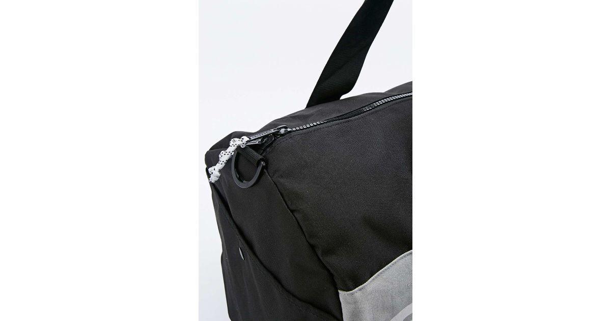 6ecba01f869 Stussy X Herschel Supply Co. Sport Duffle Bag In Black And Grey in Gray for  Men - Lyst