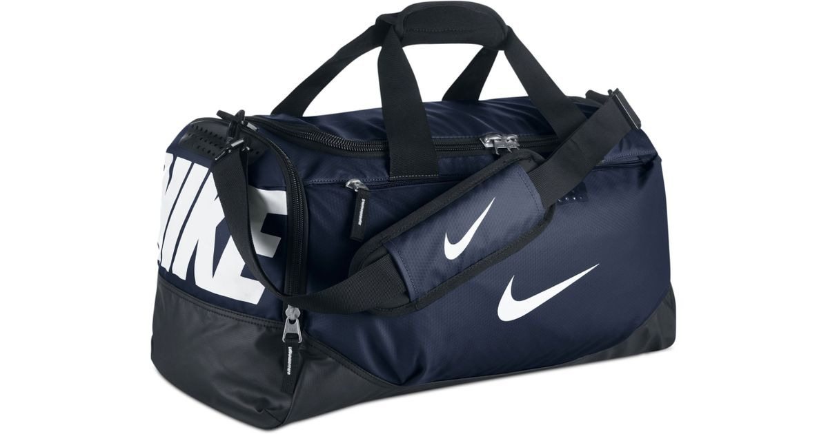 f53f20cc25 Lyst - Nike Team Training Small Duffle in Blue for Men