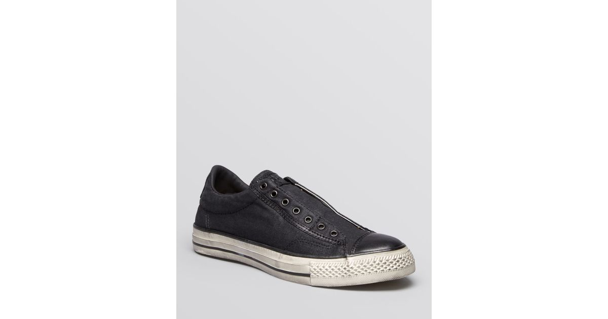 e57400dc3f5f Lyst - Converse By John Varvatos Chuck Taylor All Star Laceless Sneakers in  Black for Men