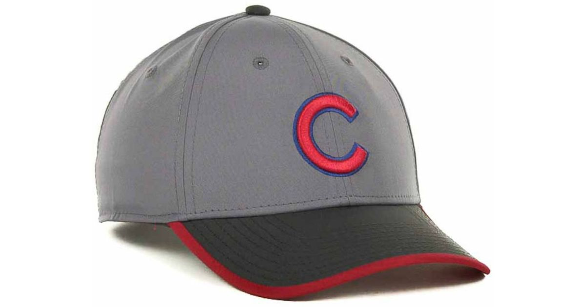 0aab5a998 Nike Chicago Cubs L91 Featherlight Adjustable Cap in Gray for Men - Lyst