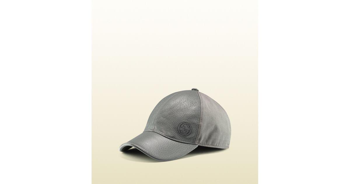 7912060c9d4 100+ Gucci Baseball Cap Grey Lyst Original - Example Resume And ...