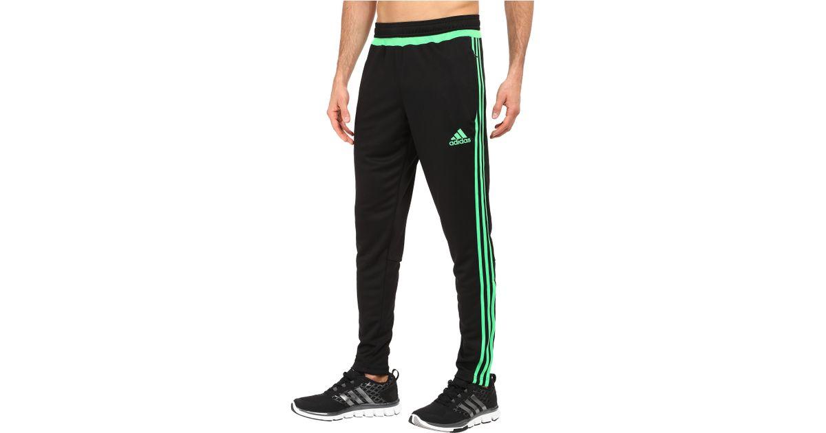 Lyst adidas Originals tiro 15 Training Pant en verde para hombres