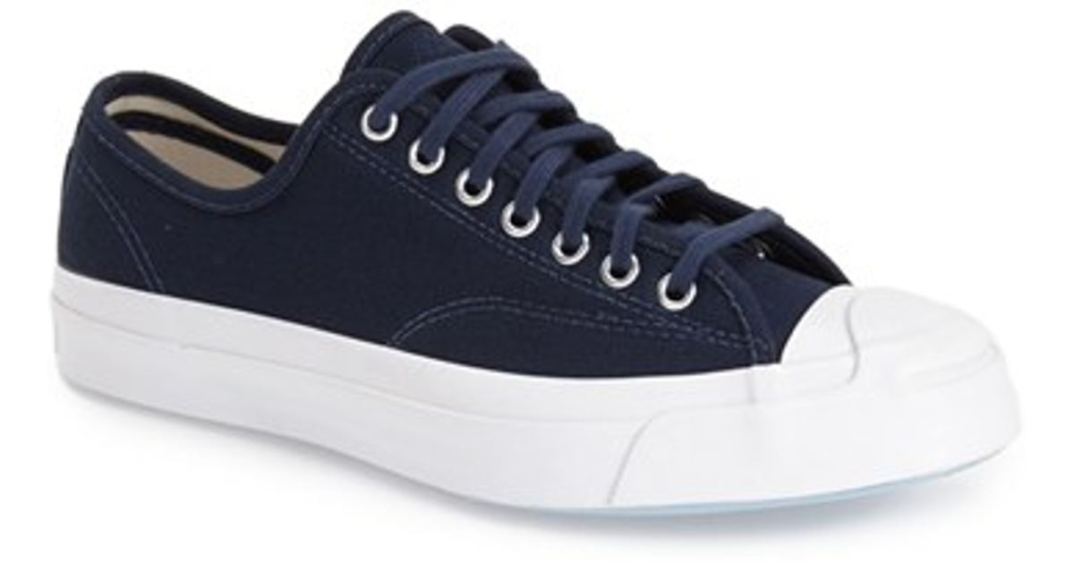 605fbf466cb0 Lyst - Converse  jack Purcell  Signature Sneaker in Blue for Men