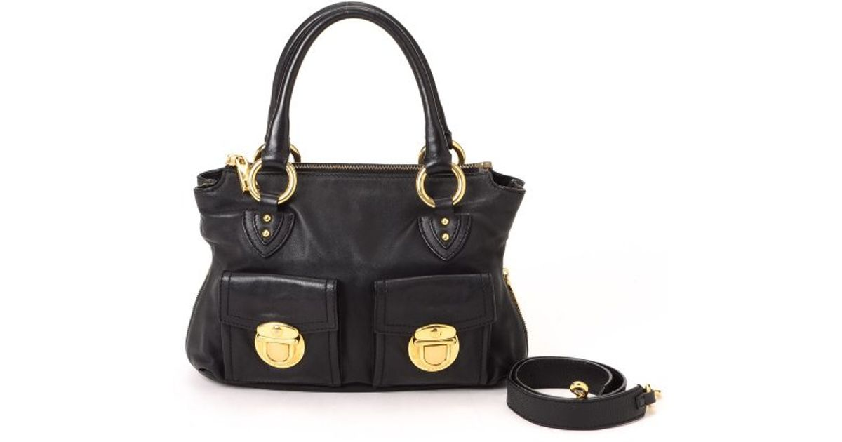 Pre-owned - HAND BAG Marc Jacobs Gw5J5DiSe