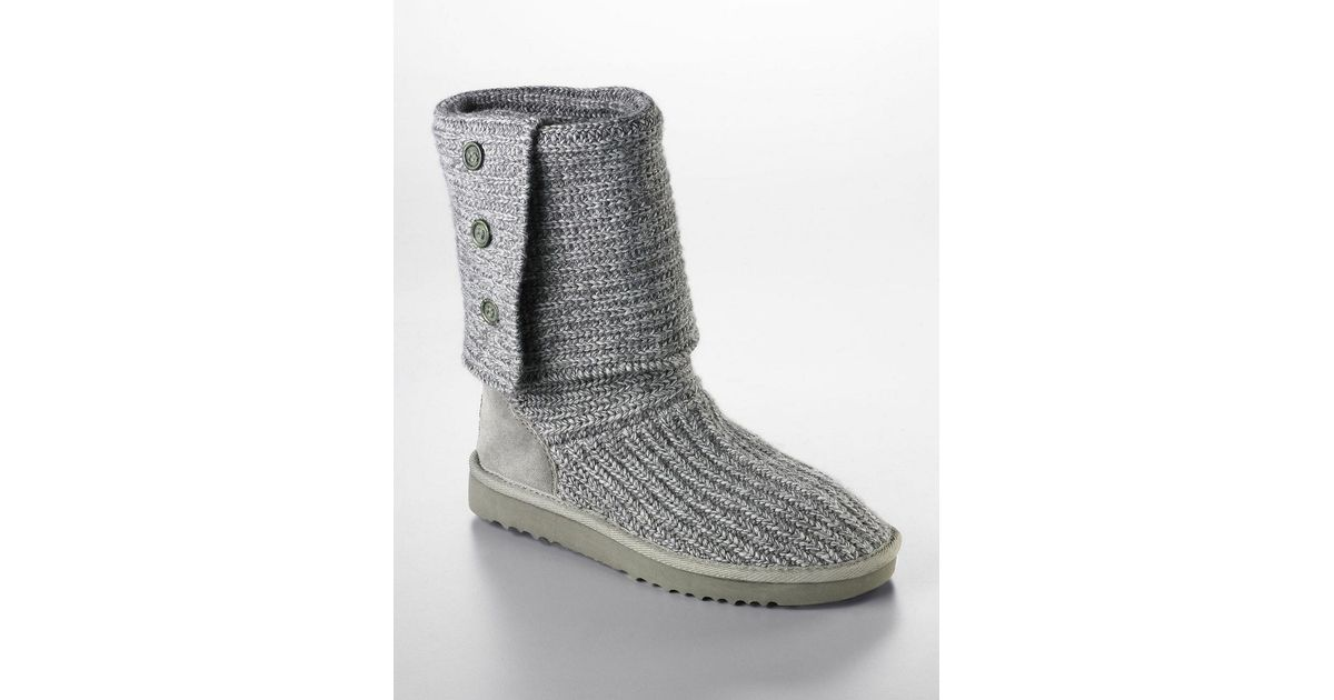 d0b8c559651 where can i buy ugg grey knit boots 6bdbe 7575e