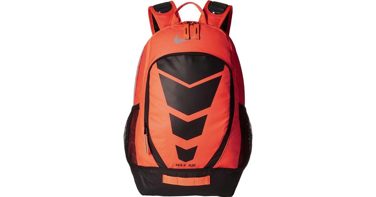 5c38158049 Lyst - Nike Max Air Vapor Backpack in Orange for Men
