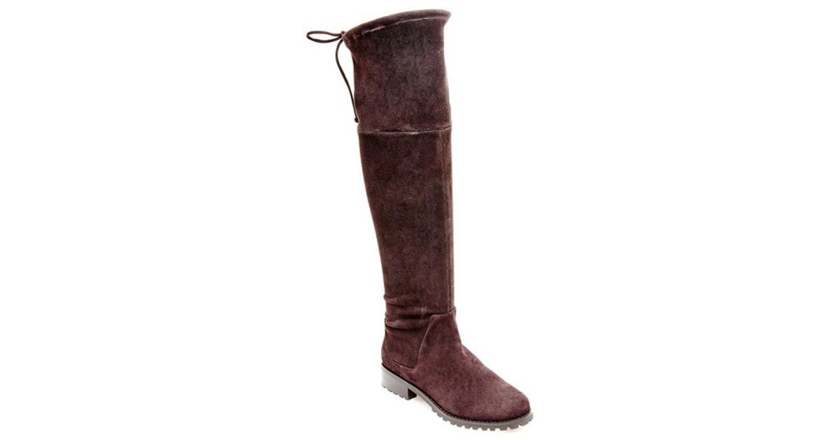 edf64b4c855 Lyst - Blondo  snow  Over The Knee Waterproof Boot in Brown