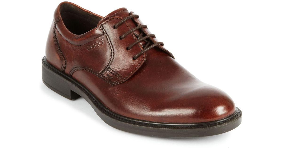 Ecco Shoes Atlanta Plain Toe Oxfords